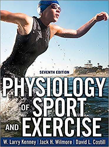 Portada del libro 9781492572299 Physiology of Sport and Exercise (with Web Resource) (Hardcover)