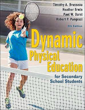 Portada del libro 9781492591092 Dynamic Physical Education for Secondary School Students