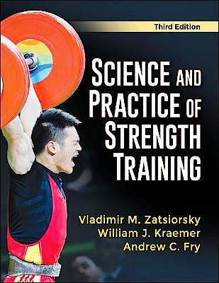 Portada del libro 9781492592006 Science and Practice of Strength Training