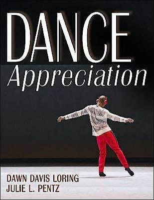 Portada del libro 9781492592587 Dance Appreciation