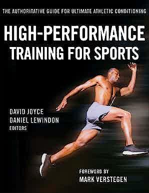 Portada del libro 9781492592907 High-Performance Training for Sports