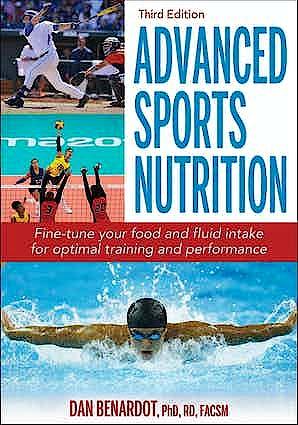 Portada del libro 9781492593096 Advanced Sports Nutrition