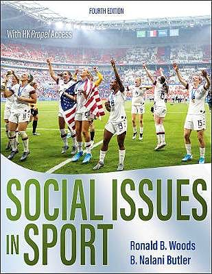 Portada del libro 9781492593850 Social Issues in Sport