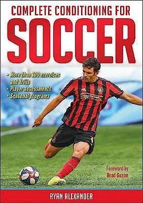 Portada del libro 9781492594338 Complete Conditioning for Soccer