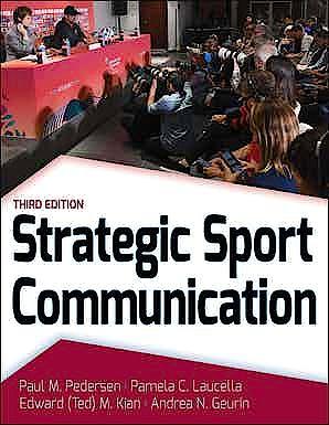 Portada del libro 9781492594499 Strategic Sport Communication