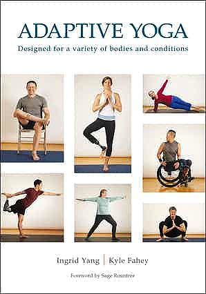Portada del libro 9781492596646 Adaptive Yoga