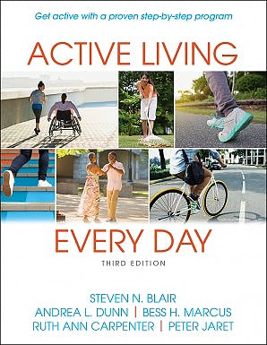 Portada del libro 9781492597148 Active Living Every Day
