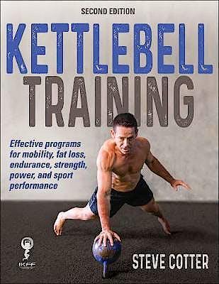 Portada del libro 9781492597476 Kettlebell Training