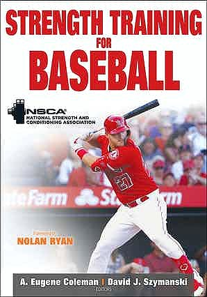 Portada del libro 9781492598251 Strength Training for Baseball