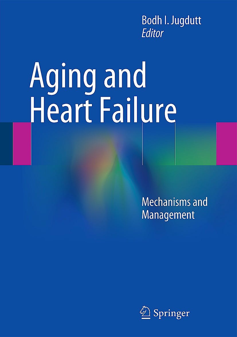 Portada del libro 9781493902675 Aging and Heart Failure. Mechanisms and Management