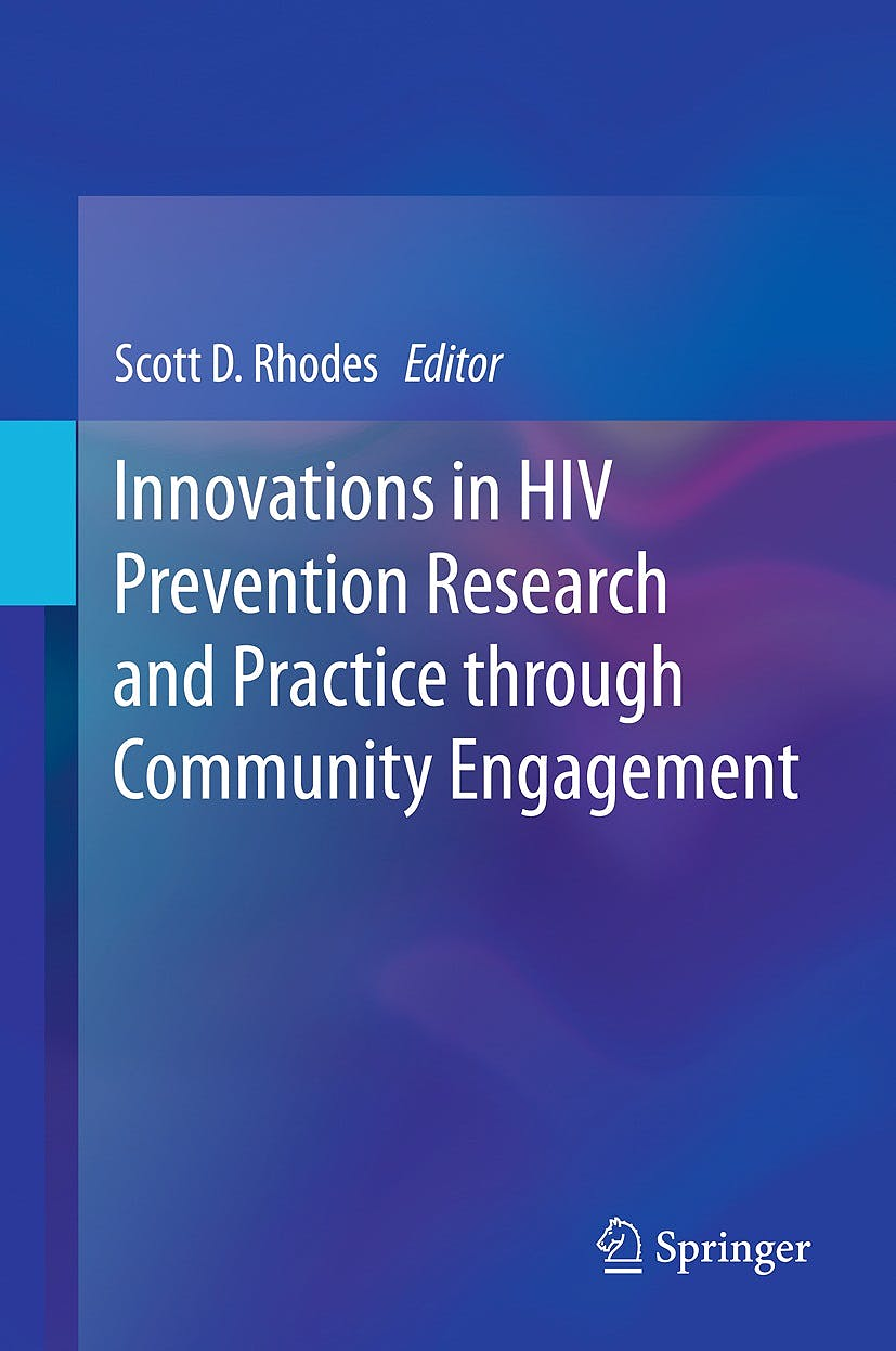 Portada del libro 9781493908998 Innovations in Hiv Prevention Research and Practice through Community Engagement