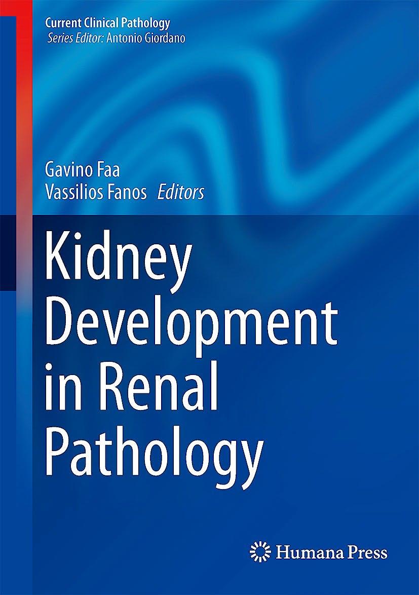 Portada del libro 9781493909469 Kidney Development in Renal Pathology (Current Clinical Pathology)