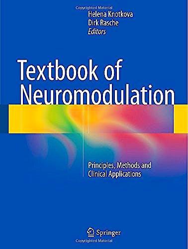 Portada del libro 9781493914074 Textbook of Neuromodulation. Principles, Methods and Clinical Applications