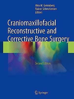 Portada del libro 9781493915286 Craniomaxillofacial Reconstructive and Corrective Bone Surgery