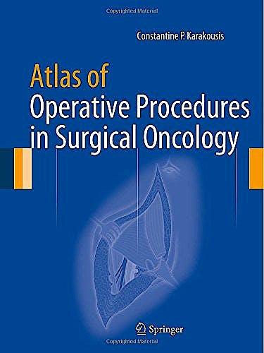 Portada del libro 9781493916337 Atlas of Operative Procedures in Surgical Oncology