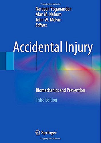Portada del libro 9781493917310 Accidental Injury. Biomechanics and Prevention