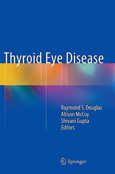 Portada del libro 9781493917457 Thyroid Eye Disease