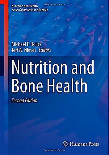 Portada del libro 9781493920006 Nutrition and Bone Health