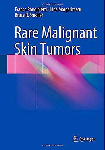 Portada del libro 9781493920228 Rare Malignant Skin Tumors