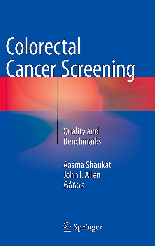 Portada del libro 9781493923328 Colorectal Cancer Screening