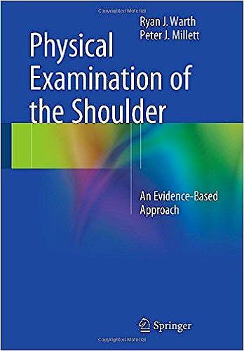 Portada del libro 9781493925926 Physical Examination of the Shoulder. An Evidence-Based Approach