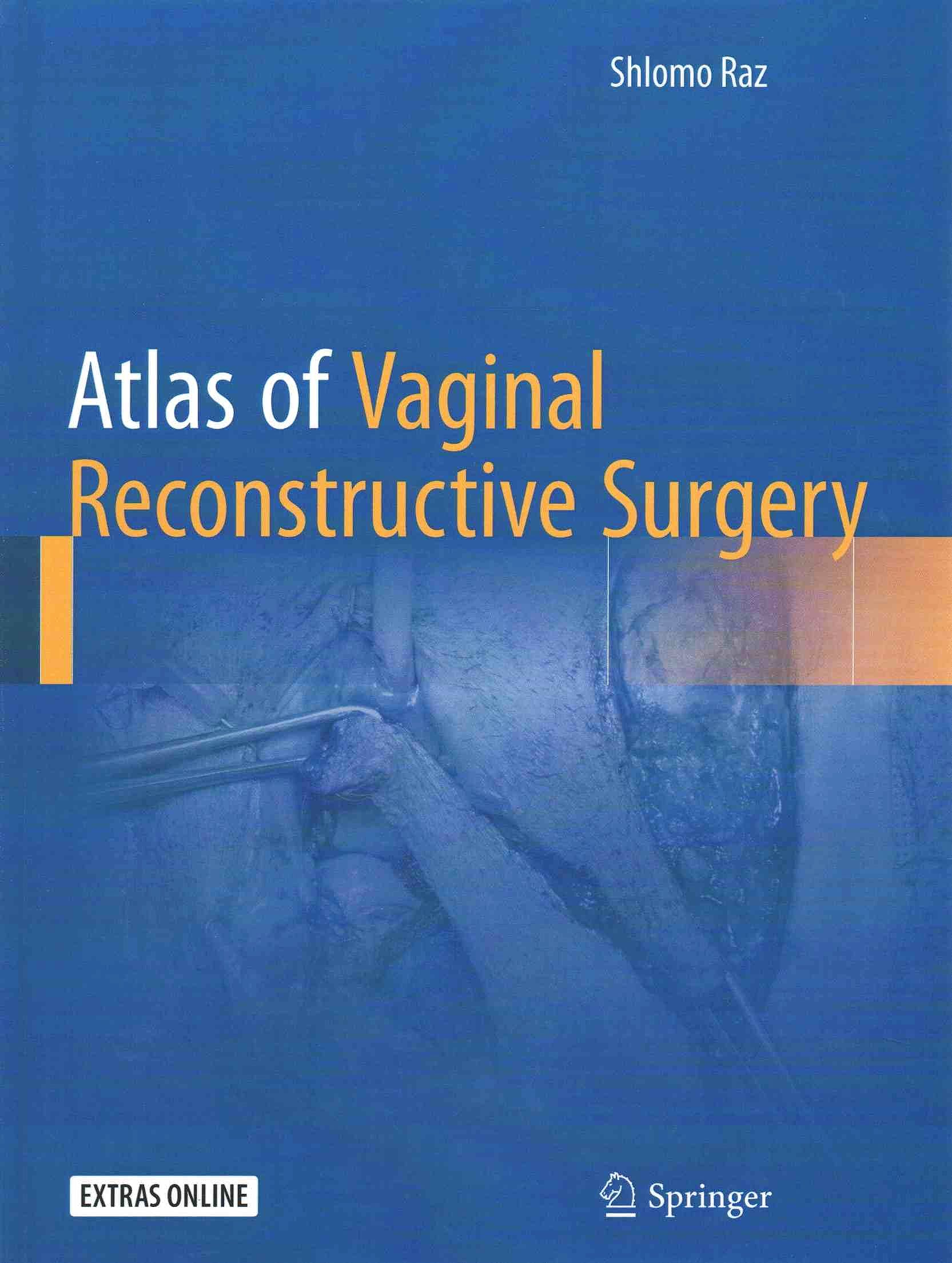Portada del libro 9781493929405 Atlas of Vaginal Reconstructive Surgery