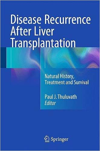 Portada del libro 9781493929467 Disease Recurrence after Liver Transplantation. Natural History, Treatment and Survival