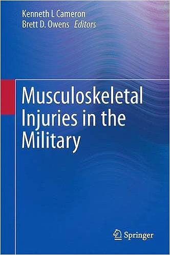Portada del libro 9781493929832 Musculoskeletal Injuries in the Military