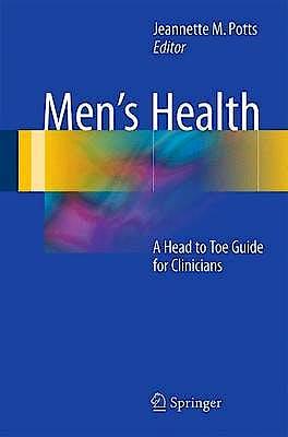 Portada del libro 9781493932368 Men's Health. a Head to Toe Guide for Clinicians