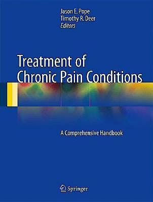 Portada del libro 9781493969746 Treatment of Chronic Pain Conditions. A Comprehensive Handbook