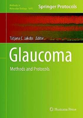 Portada del libro 9781493974061 Glaucoma. Methods and Protocols (Methods in Molecular Biology)