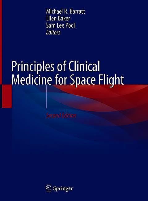 Portada del libro 9781493998876 Principles of Clinical Medicine for Space Flight