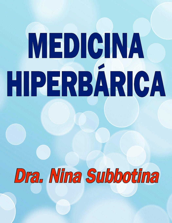 Portada del libro 9781495272318 Medicina Hiperbarica