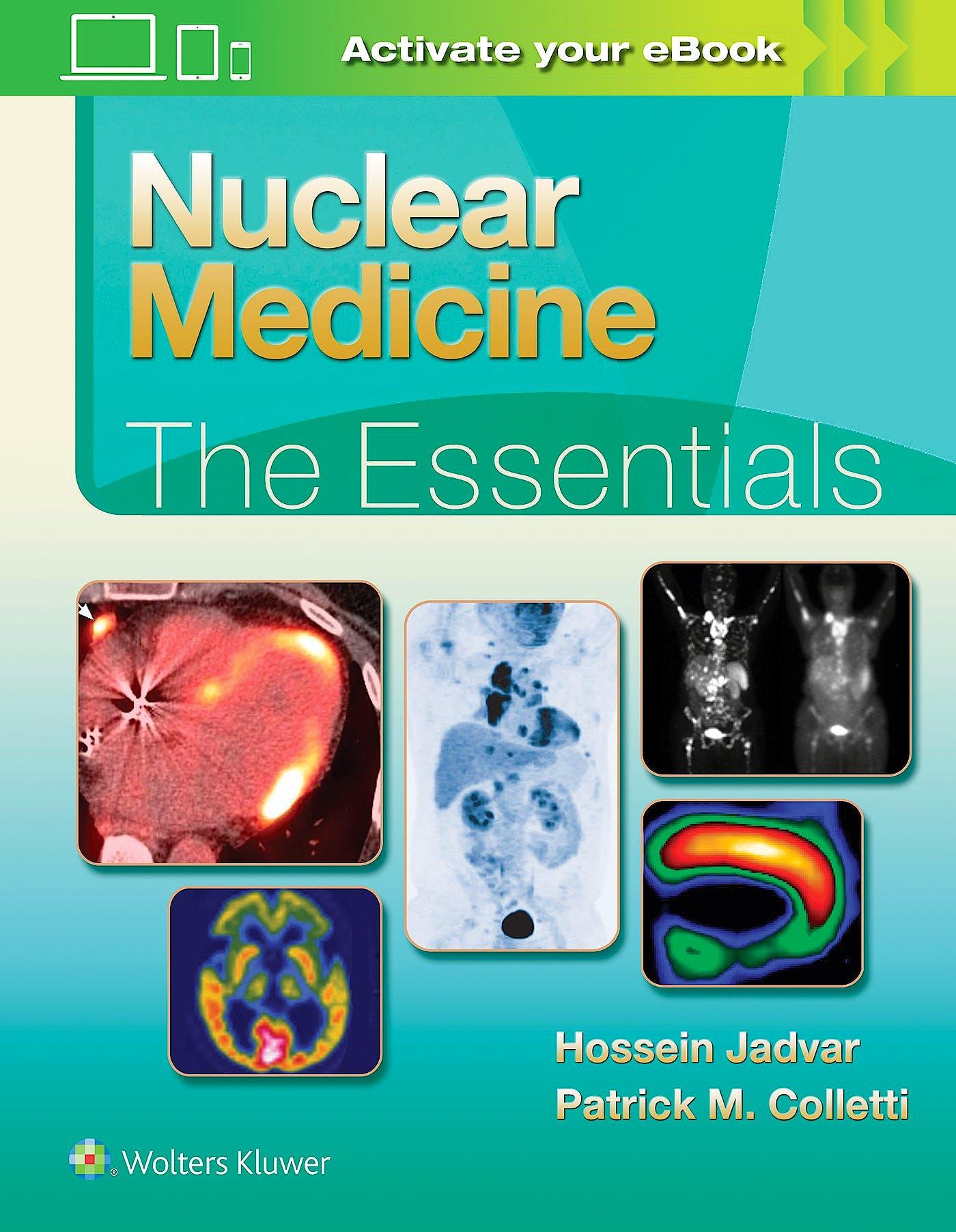 Portada del libro 9781496300645 Nuclear Medicine. The Essentials