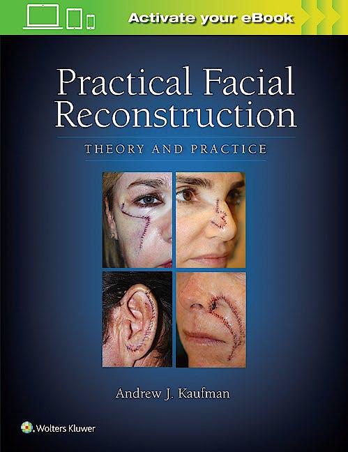 Portada del libro 9781496300942 Practical Facial Reconstruction. Theory and Practice