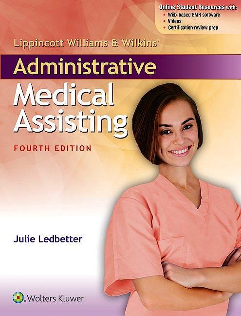 Portada del libro 9781496302427 LWW's Administrative Medical Assisting