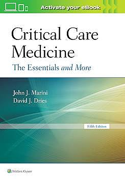 Portada del libro 9781496302915 Critical Care Medicine. The Essentials and More