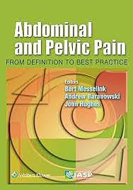 Portada del libro 9781496306180 Abdominal and Pelvic Pain. from Definition to Best Practice