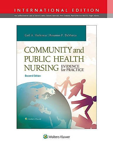 Portada del libro 9781496308887 Community and Public Health Nursing