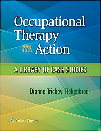 Portada del libro 9781496310286 Occupational Therapy in Action. a Library Case Studies