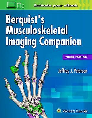 Portada del libro 9781496314994 Berquist's Musculoskeletal Imaging Companion