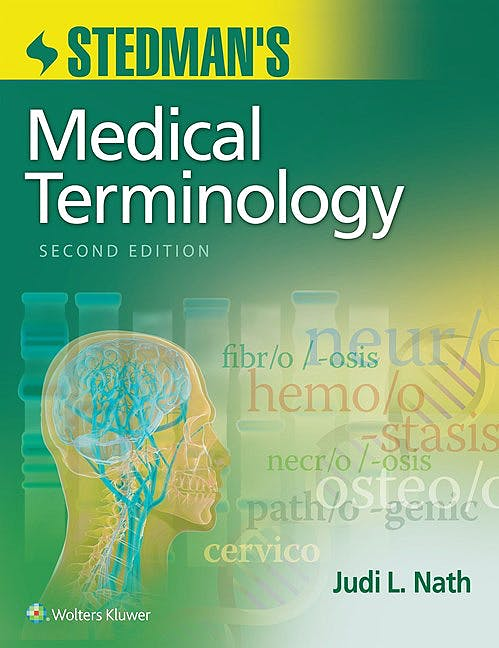 Portada del libro 9781496317117 Stedman's Medical Terminology