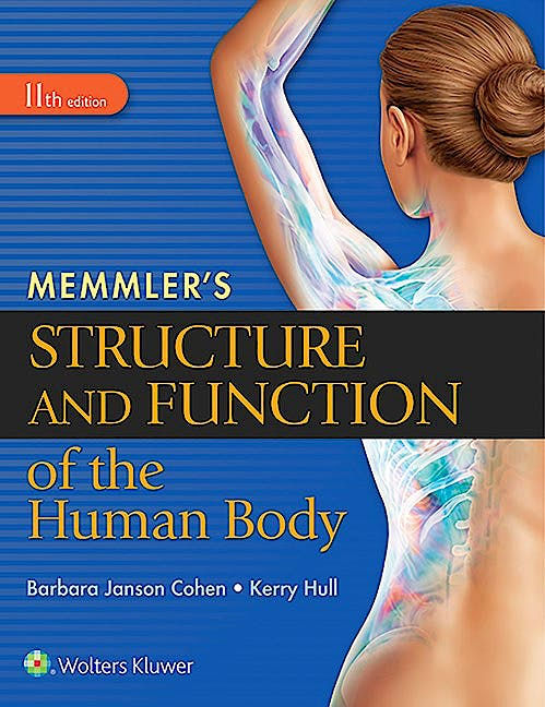 Portada del libro 9781496317728 Memmler's Structure and Function of the Human Body