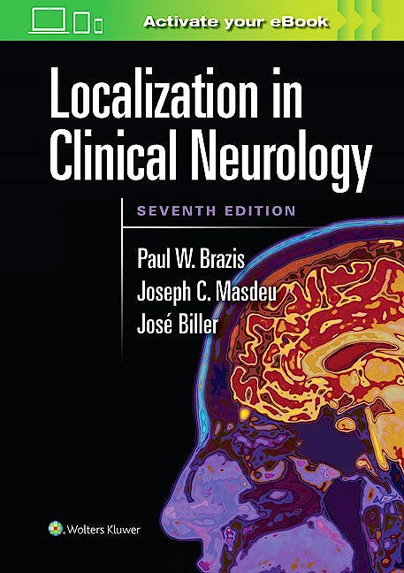 Portada del libro 9781496319128 Localization in Clinical Neurology