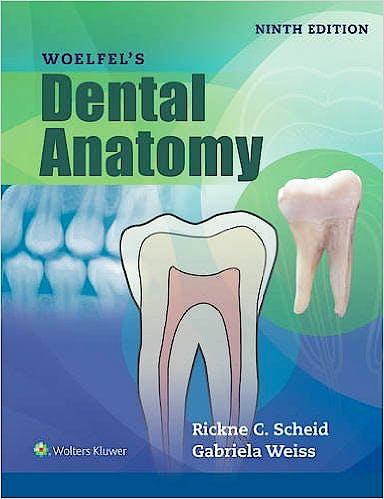 Portada del libro 9781496320223 Woelfel's Dental Anatomy