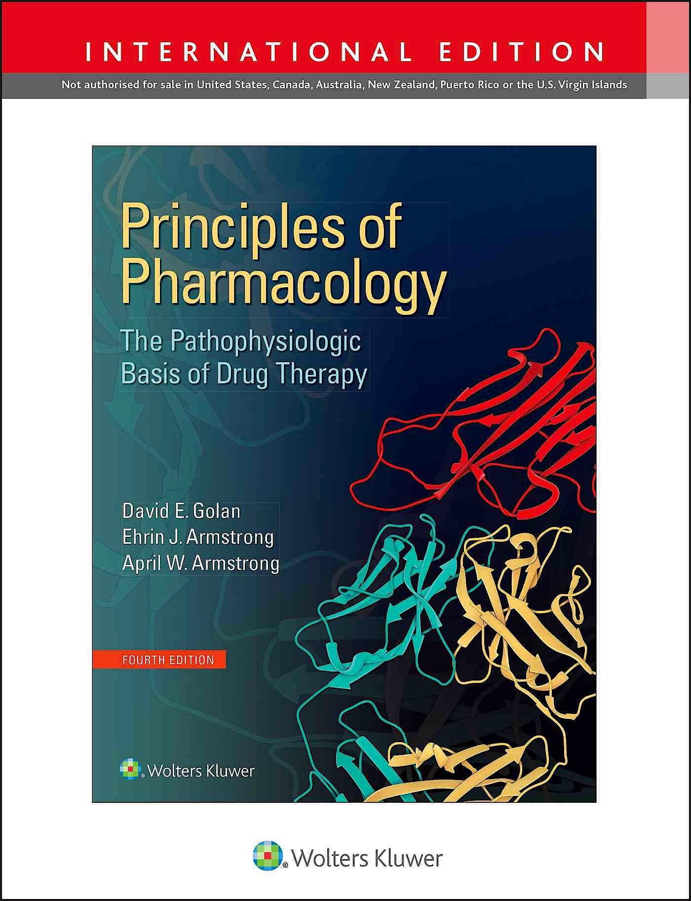 Portada del libro 9781496320575 Principles of Pharmacology. The Pathophysiologic Basis of Drug Therapy (International Edition)