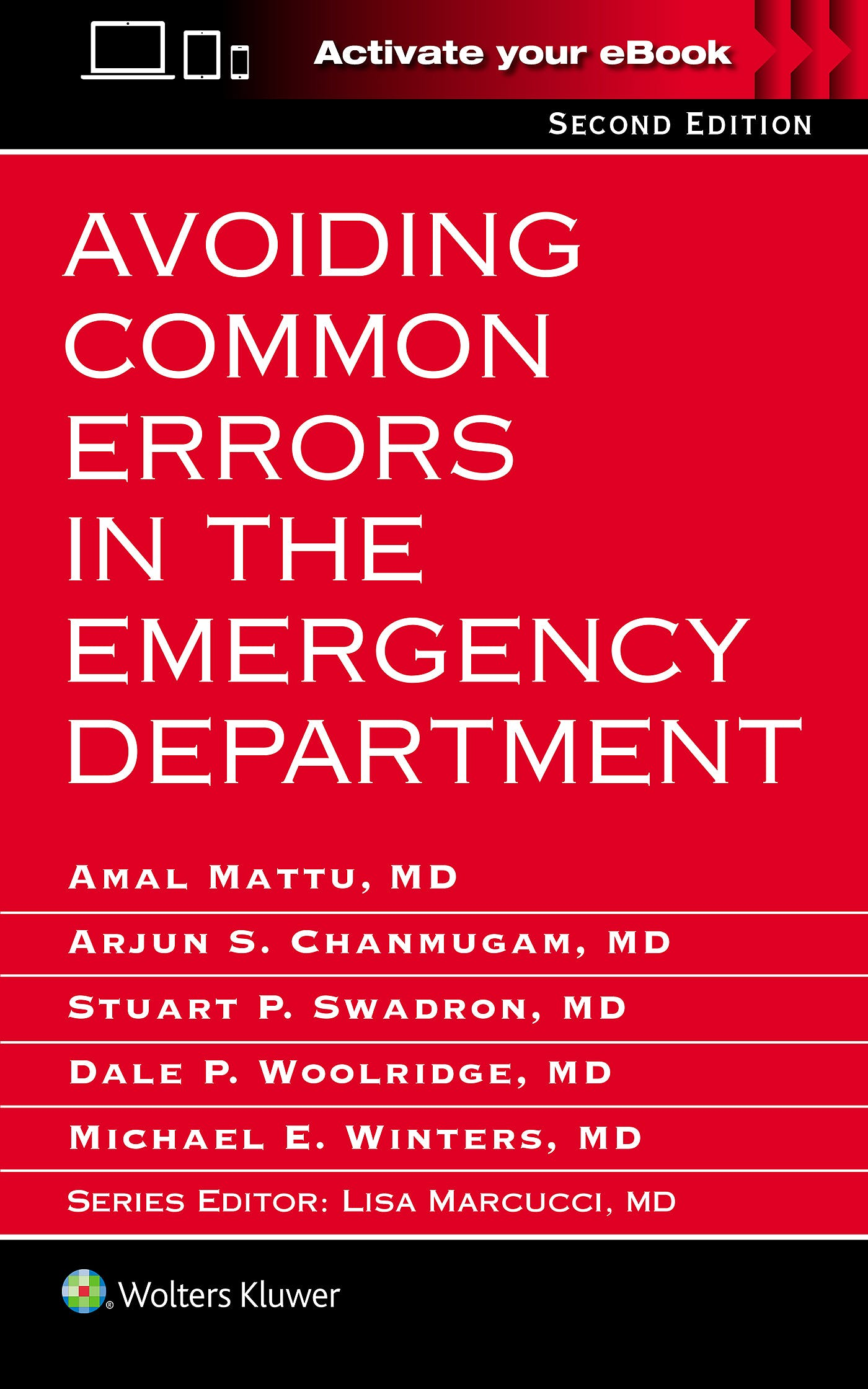 Portada del libro 9781496320742 Avoiding Common Errors in the Emergency Department