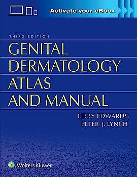 Portada del libro 9781496322074 Genital Dermatology Atlas and Manual