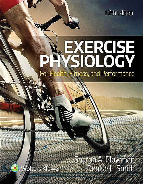 Portada del libro 9781496323187 Exercise Physiology for Health Fitness and Performance
