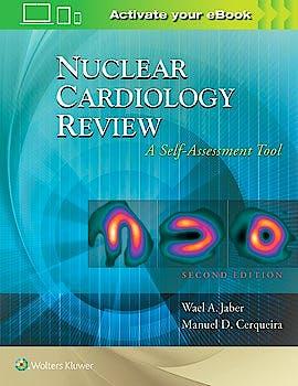 Portada del libro 9781496326928 Nuclear Cardiology Review. A Self-Assessment Tool
